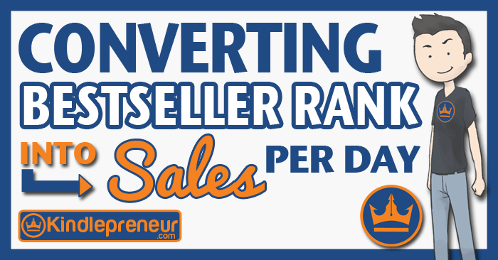 How to Convert Amazon Best Selling Rank into Sales per Day