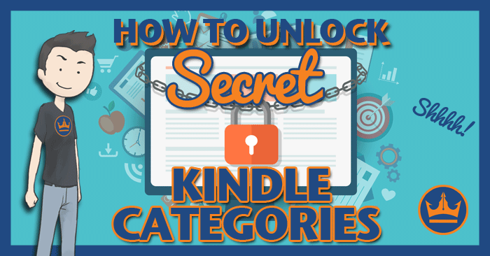 Proven Method to Unlocking the Secret Kindle Categories