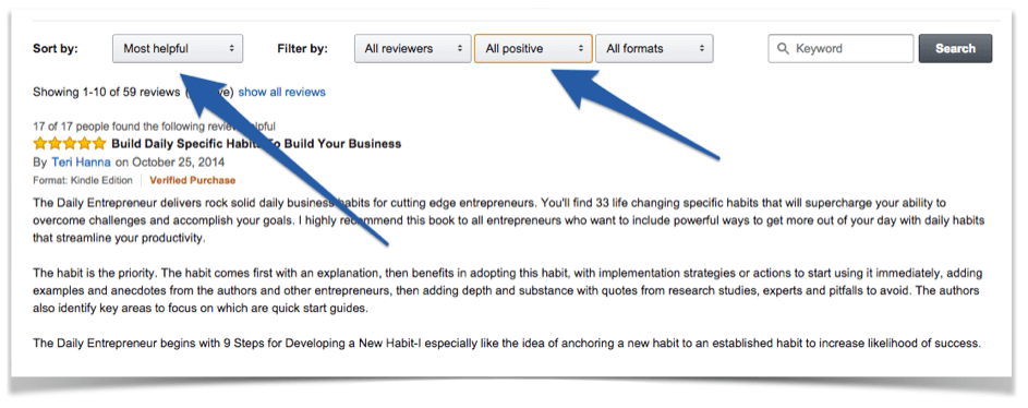 Finding the Right Reviewers for your ebook