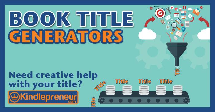 Book-Title-Name-Generators