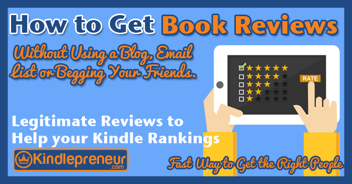 get free books for doing reviews