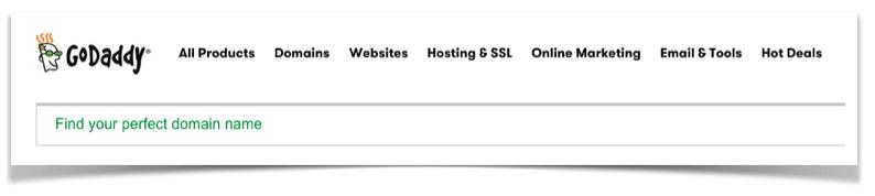 Checking your nom de plume URL