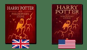 Book titles internationally