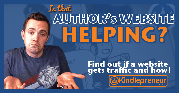 Author-Website-Traffic