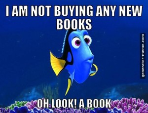 Fiction Book Buying Habit