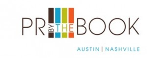 pr by the book logo