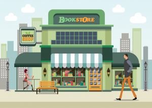 Sell Indie bookstore
