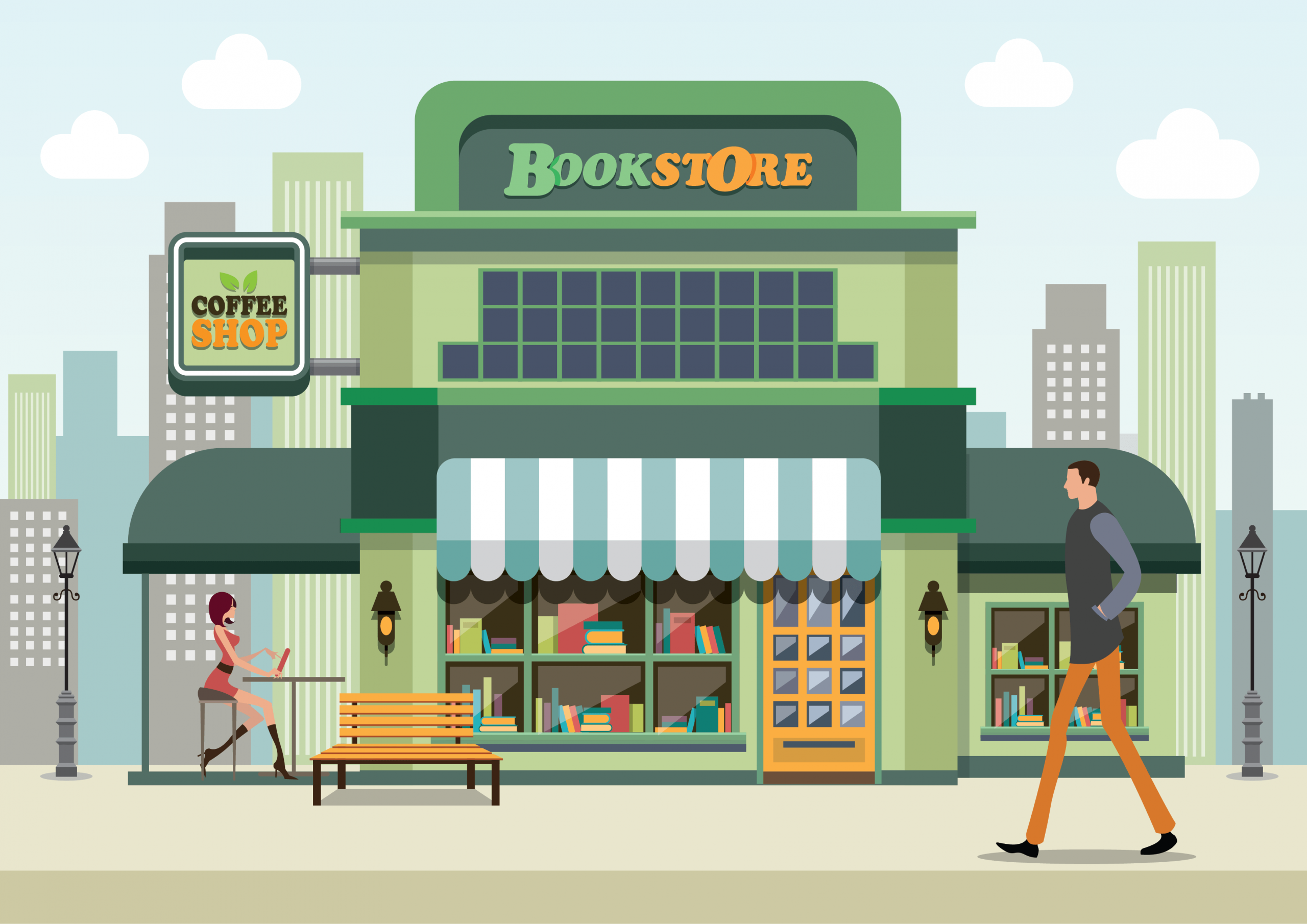 How To Sell Your Books In An Indie Bookstore