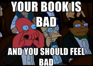 your-bad-book