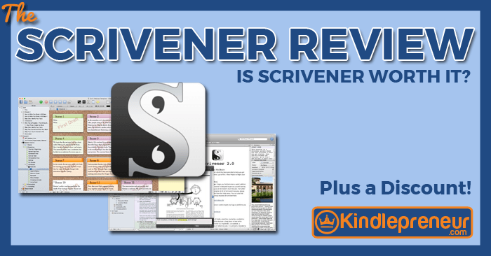 2018 scrivener review scrivener coupon code both mac pc scrivener 30 review discount fandeluxe Images