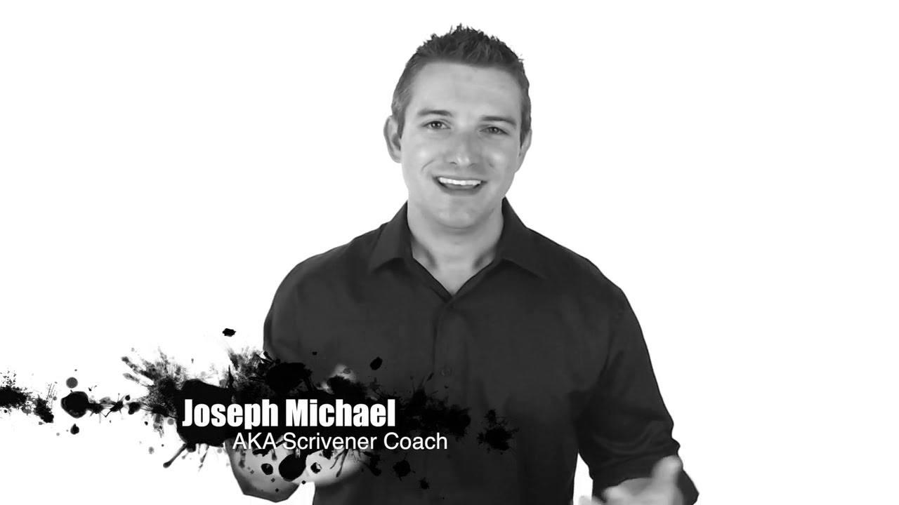 joseph michael scrivener coach