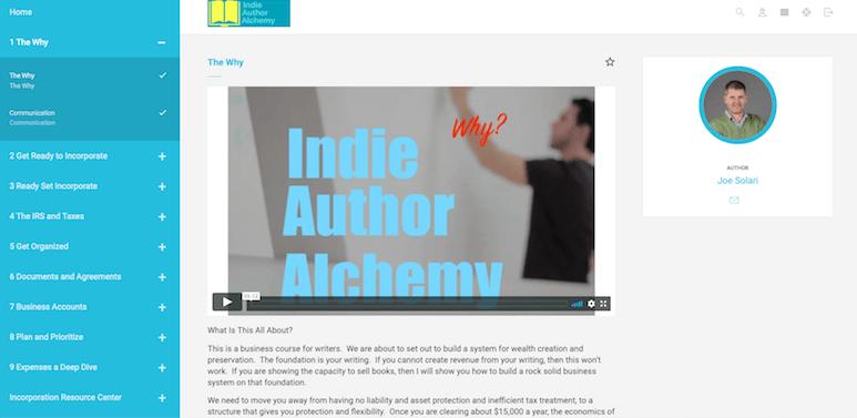 Indie Author Alchemy