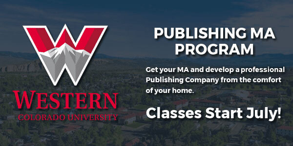 Western Colorado publishing MA program