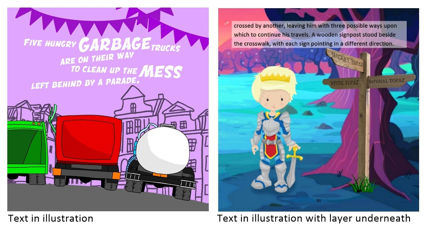 text-illustration-layout-how-to-write-a-children's-book