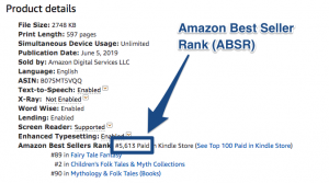 The SECRET Method to Choosing Amazon Book Categories [2019]