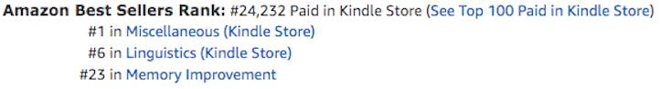 The SECRET Method to Choosing Amazon Book Categories [2019]