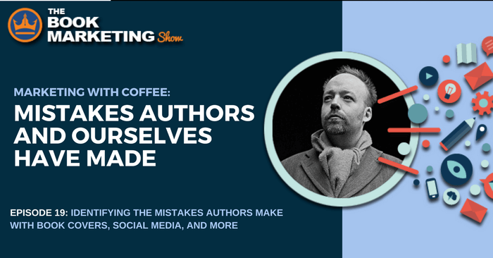 mark dawson mistakes authors make