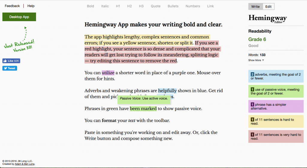 best-proofreading-software-hemingway