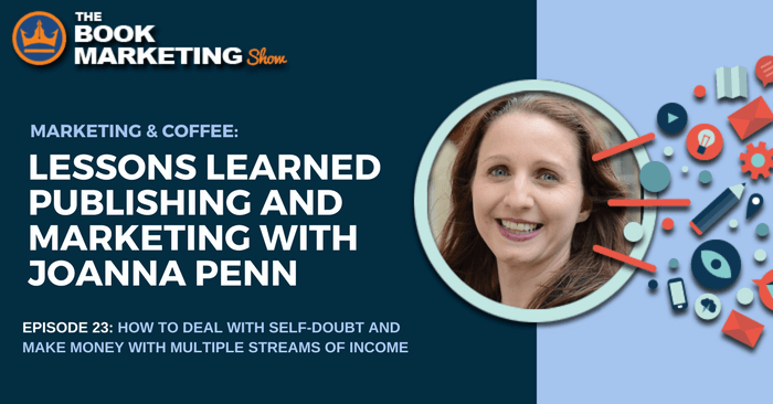 lessons learned publising and marketing with Joanna Penn