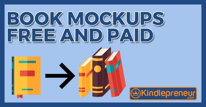 Book Mockups Free and Paid