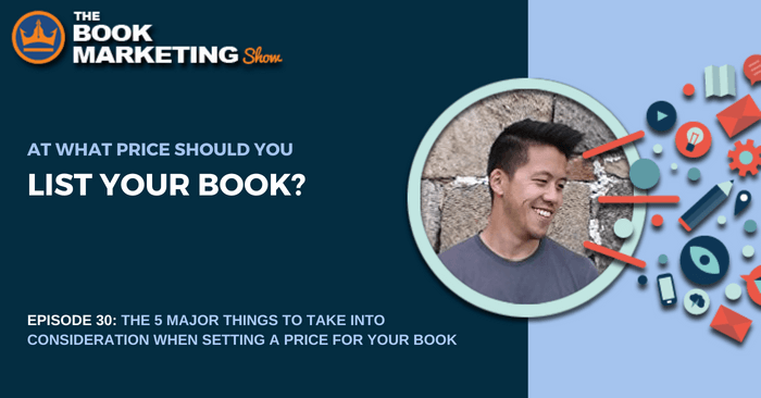 what price to list your book patrick king