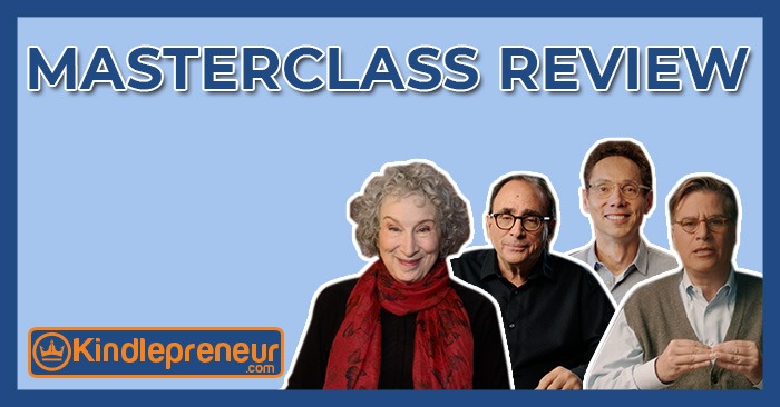 masterclass review taught by famous authors