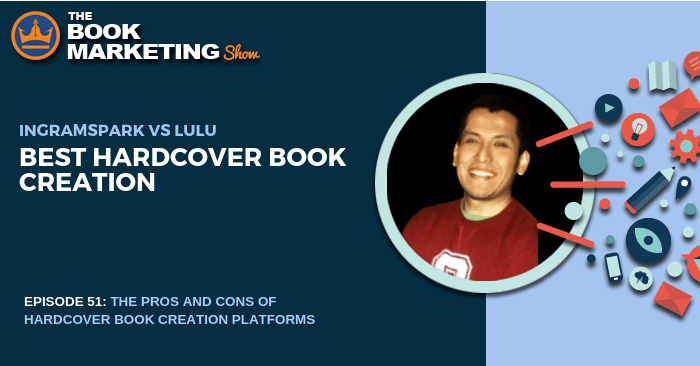 e50 ingramspark vs lulu hardcover book creation services