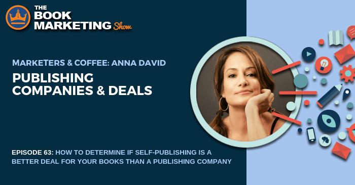 e63 anna david publishing companies