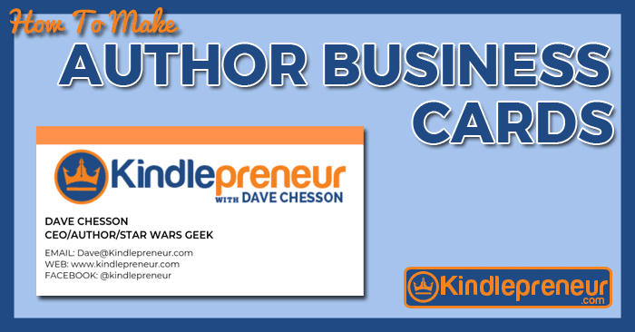 Author-Business-Cards