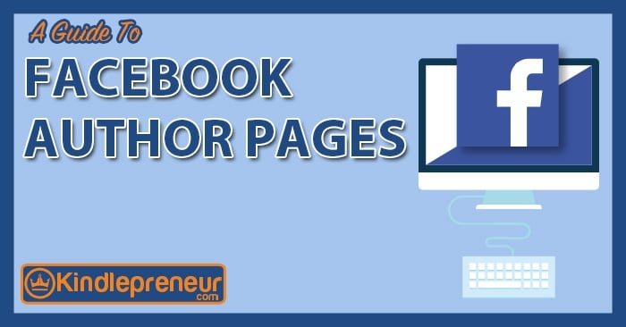 facebook author pages