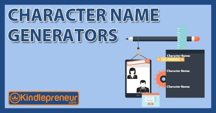 name generators for writers