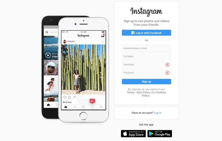 instagram-for-authors-phone