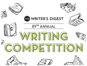 Writer's Digest Magazine writing contest