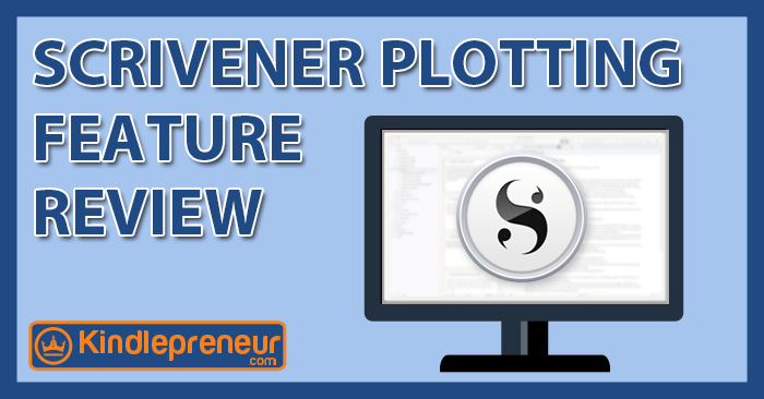 scrivener plotting feature review