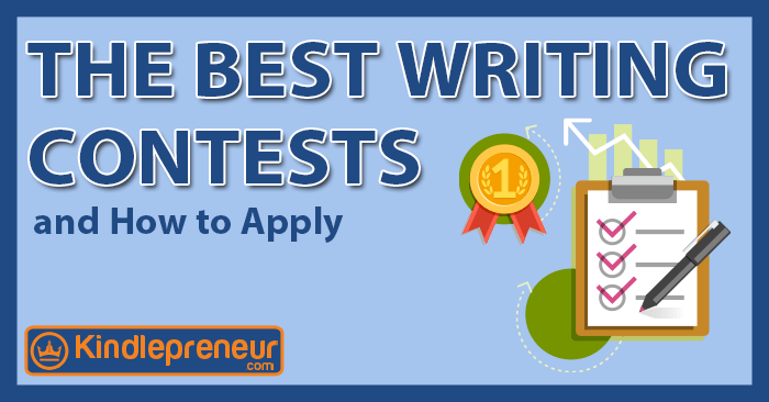 best writing contests