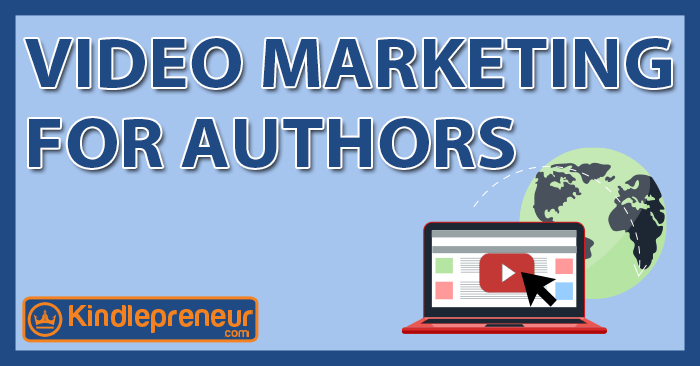 video marketing for authors