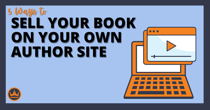 selling books on your own website