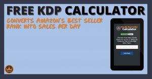 Free KDP Calculator