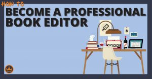 become a professional book editor