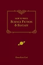 book cover of How to Write Science Fiction and Fantasy by Orson Scott Card