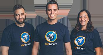 KDP Rocket Shirt